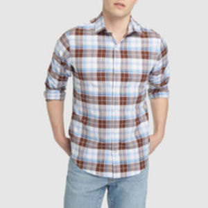 IZOD Men's Stratton / Flannel / Checked Shirt